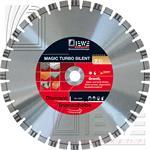 DIEWE Premium Diamantscheibe Magic Turbo Silent 350x25,4mm 93324