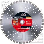 DIEWE Diamantscheibe Trennscheibe Magic Turbo 350x25,4mm 93334 Basalt