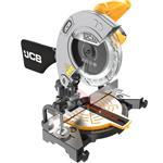 JCB Kapp- und Gehrungssäge MS210C Kappsäge mit Laser 210mm Sägeblatt 1100W
