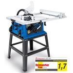 Scheppach Tischkreissäge HS105 Profi-Gerät 2000W Schnitthöhe 75mm Untergestell