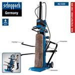Scheppach Holzspalter HL1020, 10t, 230V, stehend, Stammheber, Meterholzspalter
