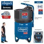 Scheppach Kompressor HC24V ölfrei + Set + Sprial