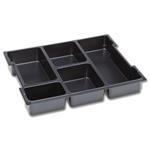 Sortimo Kleinteileeinsatz 5 Mulden 102 für L-Boxx 102