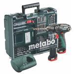 Metabo Akku-Schlagbohrmaschine PowerMaxx SB Basic