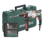 Metabo Elektronik-Multihammer UHEV 2860-2 Quick Set inkl. 10 tlg. SDS Satz