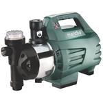 Metabo Hauswasserautomat HWAI 4500 Inox Edelstahl Bewässerung Fördern Klarwasser