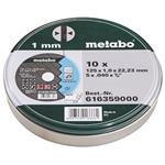 Metabo Trennscheibe SP 125x1x22,23mm 10St./ Dose