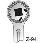 Gedore Zahnradknarre 2093Z-94, 6170750