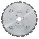 Metabo Kreissägeblatt HW/CT 190x20x2,8/1,8mm