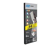 Norton Expert Schleifpapier 93x230mm Mix 14er VE Ungelocht zum Einspannen