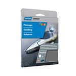 Norton Expert Schleifpapier Wasserfest 230 x 280 mm K240 3er VE