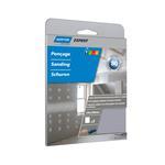 Norton Expert Schleifpapier für Gips 230 x 280 mm K80 3er VE