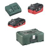 Metabo Akku Basic-Set Pick & Mix 6.85079.00