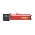 Parat Sicherheitsleuchte PARALUX® PX0, Taschenlampe, mit Batterien, rot, 120 lm