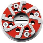 Festool Werkzeugkopf Dia Abrasive-RG 80 767984