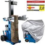 Scheppach Holzspalter HL1010, 400V + Abdeckhaube