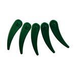 Bosch Durablademesser F016800371 für Rasentrimmer ART 23-18 23-10,8 LI 5 Stück