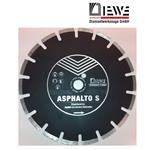 Diewe Diamant-Trennscheibe Asphalto S 300x25,4 mm
