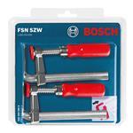 Bosch Schraubzwinge FSN SZW 2er Set