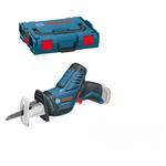 Bosch Akku-Säbelsäge GSA 10,8 V-LI Solo / L-Boxx