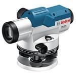 Bosch Optisches Nivelliergerät GOL 20 G Professional inkl. Senklot, Sonnenblende
