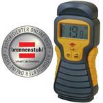 Brennenstuhl Feuchtigkeits-Detektor MD Feuchtigkeitsmesser für Baustoffe & Holz