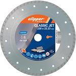 Norton Clipper Diamant-Trennscheibe Classic Jet 230 x 22,23 mm mit 10mm Segment