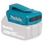 Makita Akku-USB Adapter ohne Akku und Ladegerät