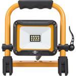 Brennenstuhl Mobiler LED Strahler JARO 1000 M IP65 10W Baustrahler für außen