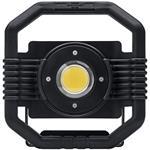 Brennenstuhl Hybrid LED Baustrahler DARGO 30W IP65 mit Akku oder Netzbetrieb