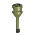 Diewe Fliesenbohrkrone Durchmesser: 8 mm, Aufnahme: M14