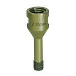 Diewe Fliesenbohrkrone Durchmesser: 10 mm, Aufnahme: M14