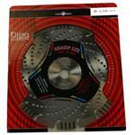 Diewe Diamant-Trennscheibe Champ LTX PREMIUM 230mm Waschbeton Ziegel Klinker