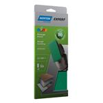 Norton Expert Schleifpapier 115x280mm K80 8er VE Ungelocht / zum Einspannen