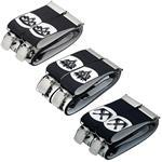 FHB Hosenträger mit Zunftzeichen schwarz 40 mm verstellbar Herkuleshosenträger