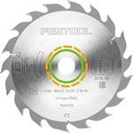 Festool Standard-Sägeblatt 160x2,2x20 W18 768129 TS 55, TSC 55, ATF/AP/CSP 55/56