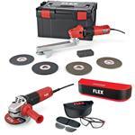 Flex LLK 1503 VR  Kehlnahtschleifer + extras