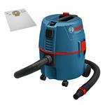 Bosch Allzwecksauger Gas 20 L SFC + 5 Vliesbeutel