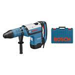 Bosch Bohrhammer GBH 12-52 DV SDS-Max, bis 80 mm Bohr-Ø in Beton, im Koffer
