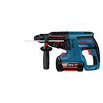Bosch Akku-Bohrhammer GBH 36 V-LI 2x4,0 AH Akkus