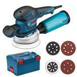 Bosch Exzenterschleifer GEX 125-150 AVE + L-Boxx + Zubehör