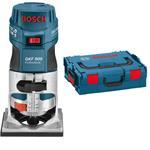 Bosch Kantenfräse GKF 600 CE inkl. 2 Spannzangen + Boxx