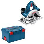 Bosch Akku-Handkreissäge GKS 18 V-LI Solo/L-Boxx