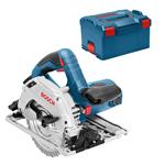 Bosch Handkreissäge GKS 55+ GCE inkl. L-Boxx 0601682101 165mm Sägeblatt