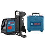 Bosch Kreuzlinienlaser GLL 2-15 + BM3 / Koffer