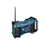 Bosch Baustellenradio GML SoundBoxx für 14,4 und 18 Volt Akkus