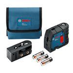 Bosch 3-Punkt-Laser GPL 3 inkl. Tasche