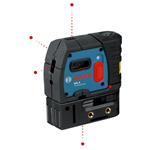 Bosch 5-Punkt-Laser GPL 5 inkl. Tasche
