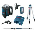 Bosch Rotationslaser GRL 500 HV Set