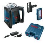 Bosch Rotationslaser GRL 500 H inkl. LR50 , LB1, Halterung, Koffer 0601061A00